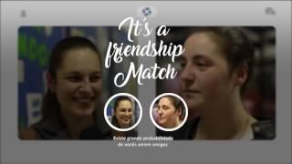 Neste #DiadoAmigo resolvemos lhe dar uma ajuda para encontrar novos amigos.   ♀     ♂   Assista ao vídeo e marque nos...
