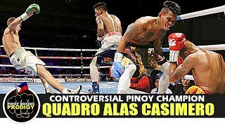 Video THE CONTROVERSIAL FILIPINO WORLD CHAMP CASIMERO MP3, 3GP, MP4, WEBM, AVI, FLV Desember 2018