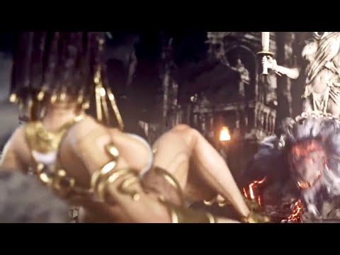 Avatar: Best Heroes Legends - Cinematic Most Willing To Fight Monsters Mixed Game [hd]