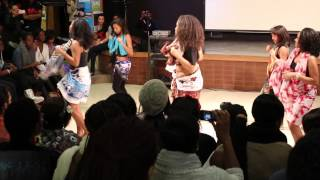 African Cultural Talent Show Ottawa U 2013 - Danse (Madagascar)