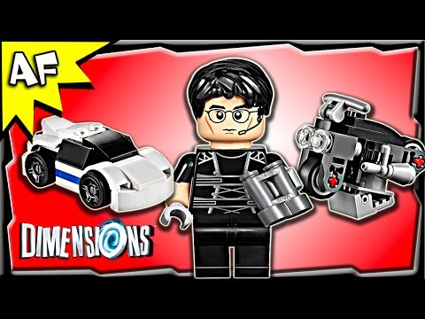 Vidéo LEGO Dimensions 71248 : Mission Impossible