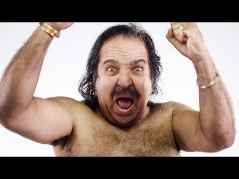 ron - Ron Jeremy performs
