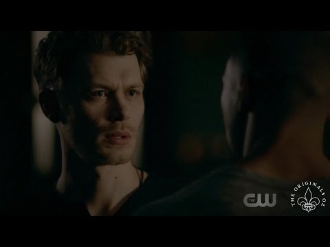 The Originals 4x07 Klaus wants to work together with Marcel
