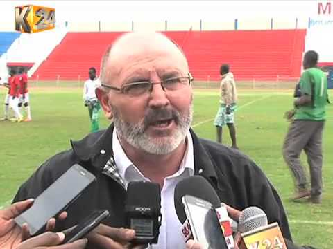 Gor Mahia forces Harambee Stars to a one all draw