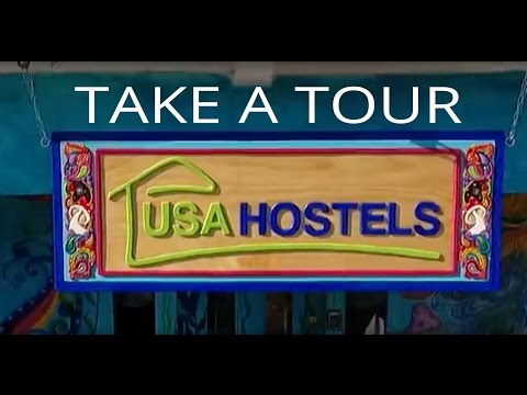 Video USA Hostels Ocean Beach