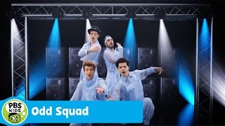 ODD SQUAD | Take Away Four (Extended Cut) (Song) | PBS KIDS