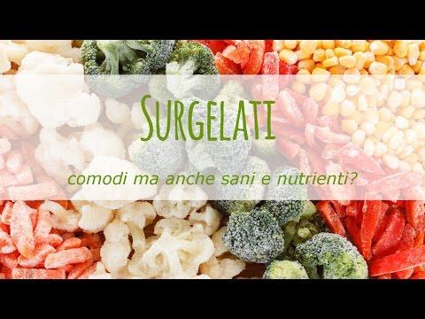 surgelati: comodi ma anche sani e nutrienti?