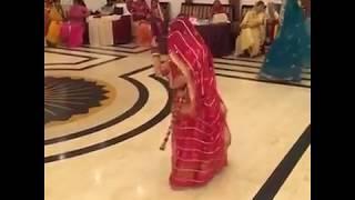 Jalla Sain || Rajasthani Wedding Dance || Ghoomar Twirl With Dance || Famous Song