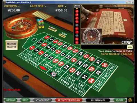 Online Roulette – Martingale Roulette System