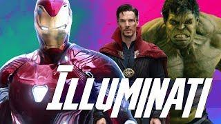 Video Avengers Illuminati & Grey Hulk in Infinity War - Hulk Trilogy in Thor Ragnarok to Avengers 4 MP3, 3GP, MP4, WEBM, AVI, FLV Oktober 2017