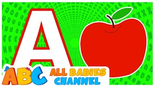 ABC Song | ABC Songs for Children & More Nursery Rhymes Collection | All Babies Channel