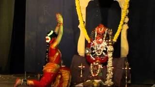 Glimpse of Bharatanatyam Melaprapati