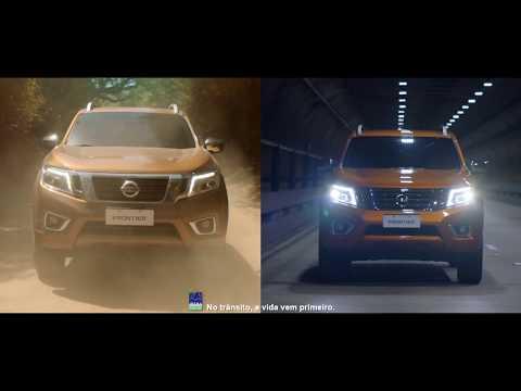 Nissan Frontier Dois Mundos_A héten feltöltött legjobb autós videók