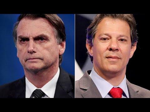Βραζιλία: Διχασμένοι οι πολίτες εν όψει των εκλογών