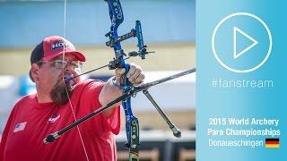 Donaueschingen Germany  City pictures : #FanStream: China v USA – Recurve Men's Open Team Bronze Final | Donaueschingen 2015