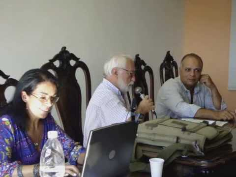 Reunião no sindicato dos Médicos com as presenças do Deputado Paulo Ramos e do Dr  Sebastião Motta  07 de juho de 2009