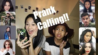Video PRANK CALLING OUR FRIENDS??!! (ANDREA B, ARJO ATAYDE && MORE) // Andree Bonifacio MP3, 3GP, MP4, WEBM, AVI, FLV Agustus 2018