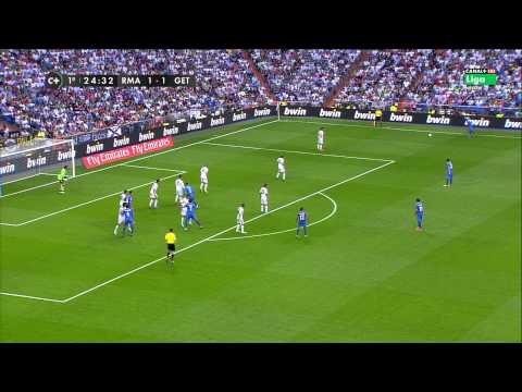 La Liga - Real Madrid Vs Getafe - Full Match - 1ST - Full HD - 1080i