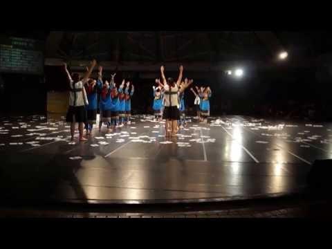 第七屆原住民樂舞競賽 新生醫專(創新舞碼)