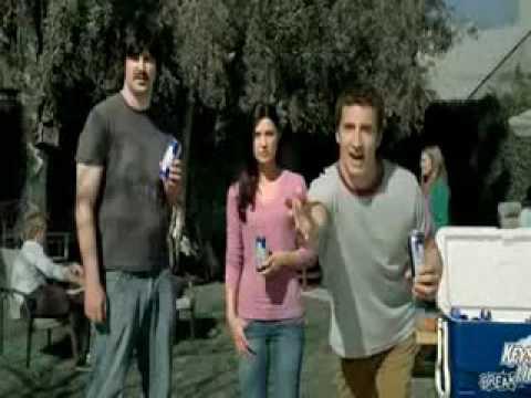 Keystone Beer - funny grampa television advert
