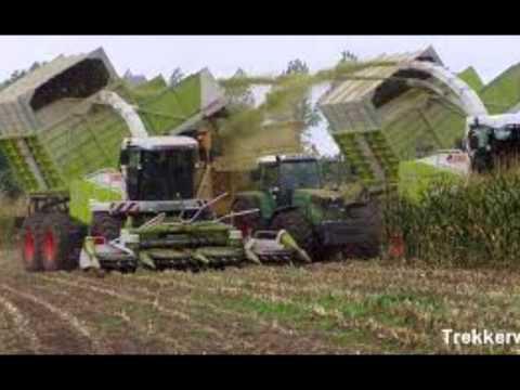 tracteurs agricoles d'exeption
