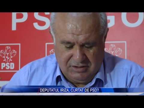 DEPUTATUL IRIZA, CURTAT DE PSD?