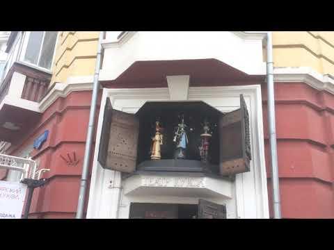 Театр кукол в Красноярске. Жуткая шкатулка