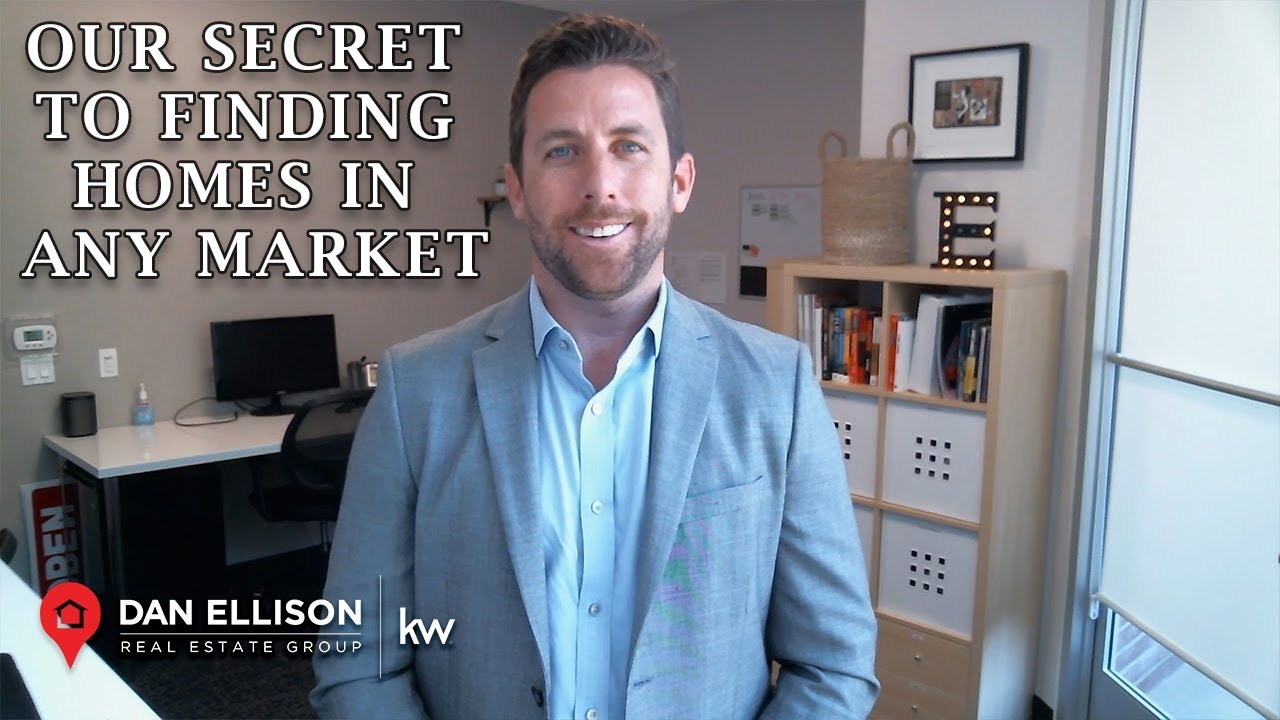 How Can You Find a Home in Today's Market?