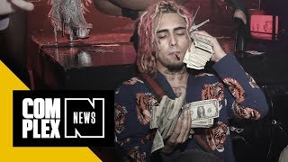Video Watch Lil Pump Go Jewelry Shopping in New York MP3, 3GP, MP4, WEBM, AVI, FLV Februari 2019