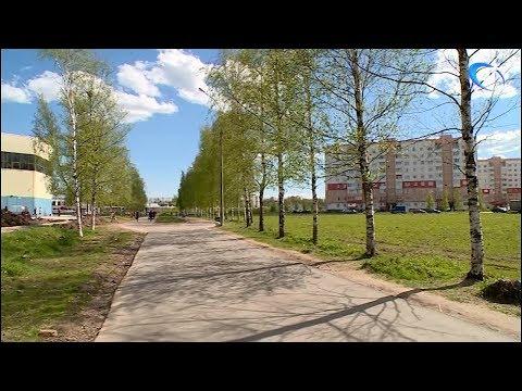 В Великом Новгороде завершаются общественные обсуждения по благоустройству
