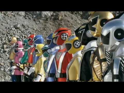 Shinkenger VS. Go-Onger : Henshin & Role Call