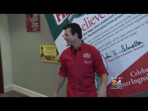 Papa John's Founder Resigns As Chairman Over Use Of N-Word