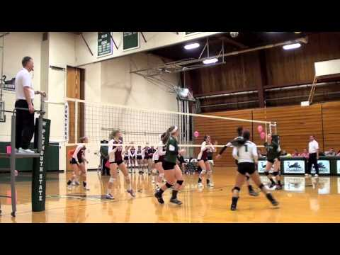 PSU Women's Volleyball vs. Eastern Connecticut