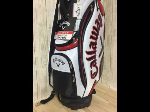 Callaway SPORT cart caddy bag unisex 5115114 White / Red