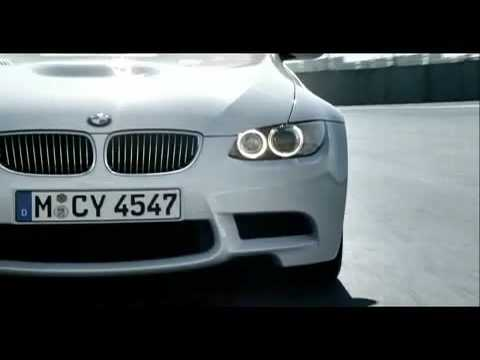 BMW M3 Coupe E92 2009 - Official BMW video spot advertising
