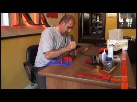 BükPratik ile pleksi büküm ve kutu harf yapımı