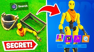 *NEW* SECRET skins FOUND in Fortnite! (NEVER SEEN BEFORE) by Ali-A