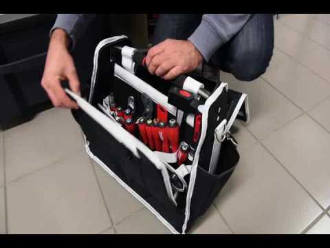 DuoBag die neue Generation von Werkzeugtaschen / Tooling Bag