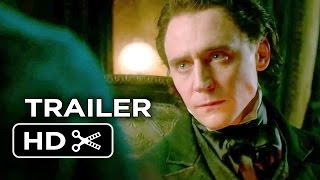 Nonton Crimson Peak Official Trailer #1 (2015) - Tom Hiddleston, Jessica Chastain Movie HD Film Subtitle Indonesia Streaming Movie Download