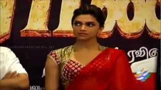 Deepika Padukone To Dub For Kochadaiyaan [E Buzz]