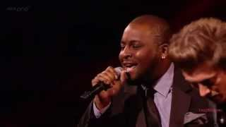 "TEAM WILL.I.AM Jazz Ellington & Tyler James's duet ""Roxanne"" The Voice UK Live Show Results 4"