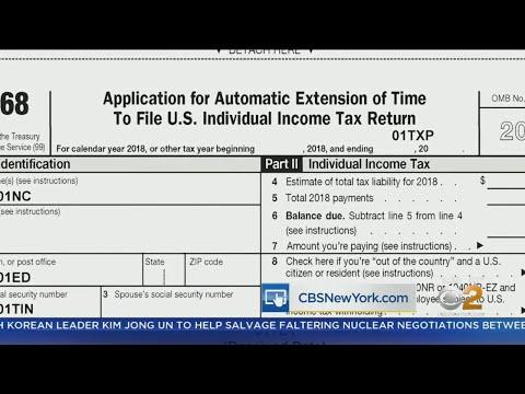 Tax Deadline Today