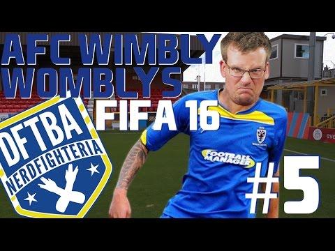 Infinite Jest: FIFA 16 Wimbly Womblys #5