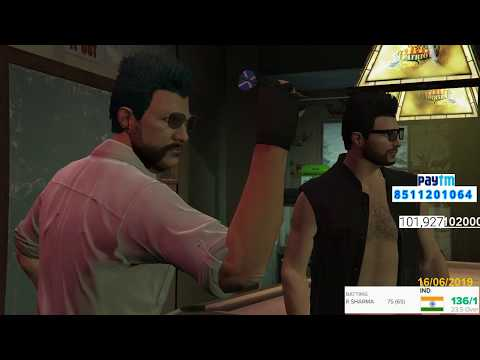 [Hindi]Grand Theft Auto V | AAJAO THODA FUN OR MISSION KARTE HE