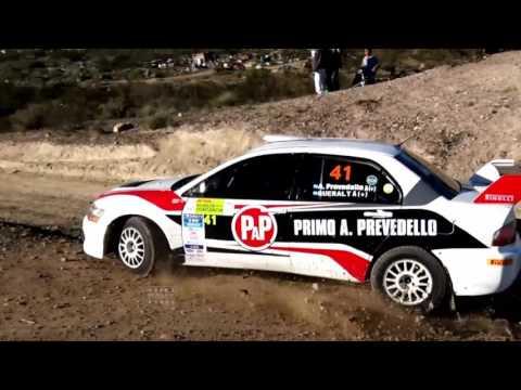 Rally Argentino - Rally Vuelta de la Manzana (Resumen Día 1)