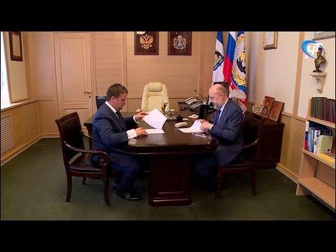 Великий Новгород посетил председатель Комитета Государственной Думы по законодательству Павел Крашенинников