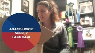 Adams Horse Supply Tack Haul | Essentials and Good Discounts