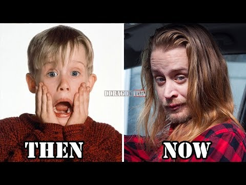 Home Alone 1990 Cast ⭐ Then and Now | Real Name and Age (Solo en Casa Reparto películas)