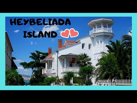 HEYBELIADA is the prettiest 🏘️ of the Princes' Islands (Istanbul, Turkey)