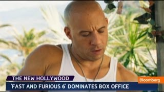Nonton 'Fast and Furious 6' Steals Weekend Box Office Record Film Subtitle Indonesia Streaming Movie Download
